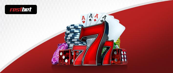 restbet casino oyunları